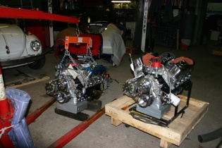 High Performance Roush Engines